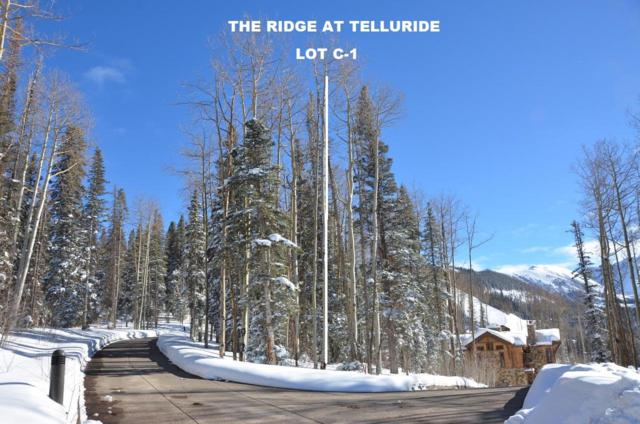 C-1 Tunnel Lane 161A-R3, Mountain Village, CO 81435 (MLS #36733) :: Telluride Properties