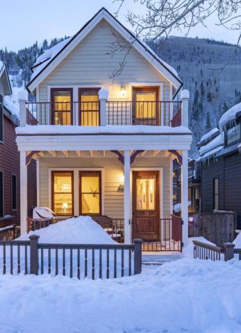 536 W Pacific Avenue, Telluride, CO 81435 (MLS #36736) :: Nevasca Realty