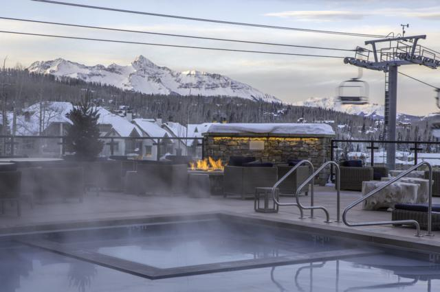 568 Mountain Village Boulevard #1204, Mountain Village, CO 81435 (MLS #36740) :: Nevasca Realty