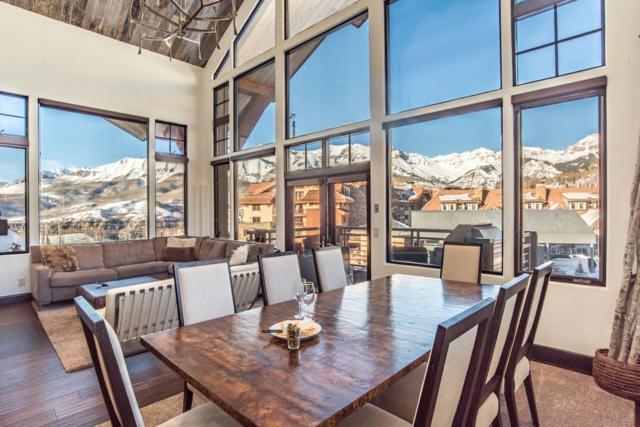 560 Mountain Village Boulevard #401, Mountain Village, CO 81435 (MLS #36761) :: Nevasca Realty
