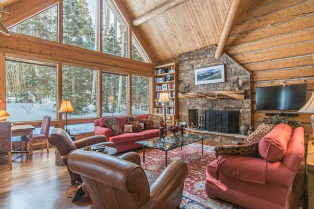56 Saddle Horn Lane, Telluride, CO 81435 (MLS #36763) :: Telluride Properties