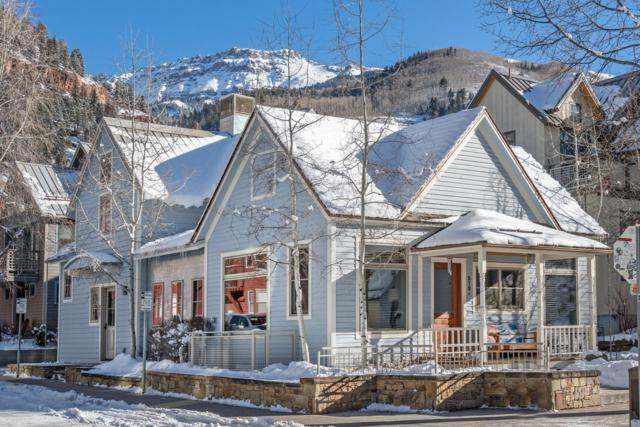 573 W Pacific Avenue A, Telluride, CO 81435 (MLS #36781) :: Nevasca Realty