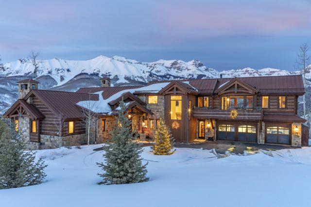 131 Aj Drive, Mountain Village, CO 81435 (MLS #36802) :: Nevasca Realty