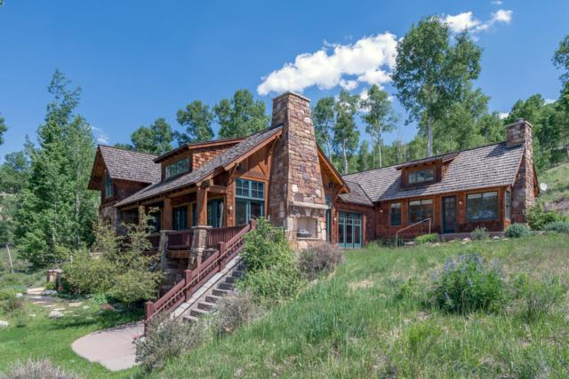 119 Miguel Road, Telluride, CO 81435 (MLS #36840) :: Nevasca Realty