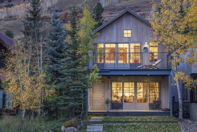 565 E Colorado Avenue, Telluride, CO 81435 (MLS #36854) :: Telluride Properties