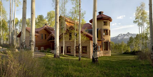 209 Aldasoro Boulevard, Telluride, CO 81435 (MLS #36857) :: Nevasca Realty