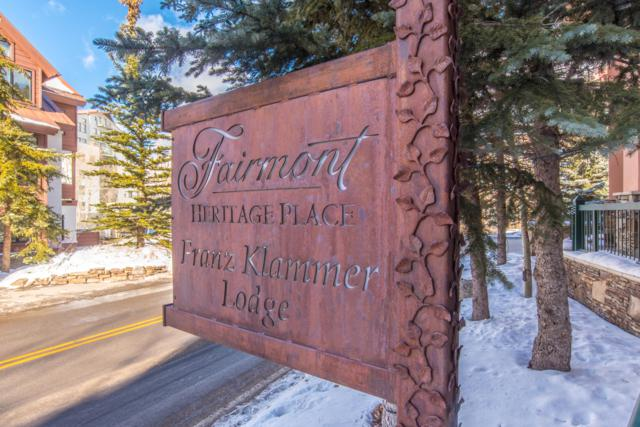567 Mountain Village Boulevard 201-6, Mountain Village, CO 81435 (MLS #36935) :: Telluride Properties