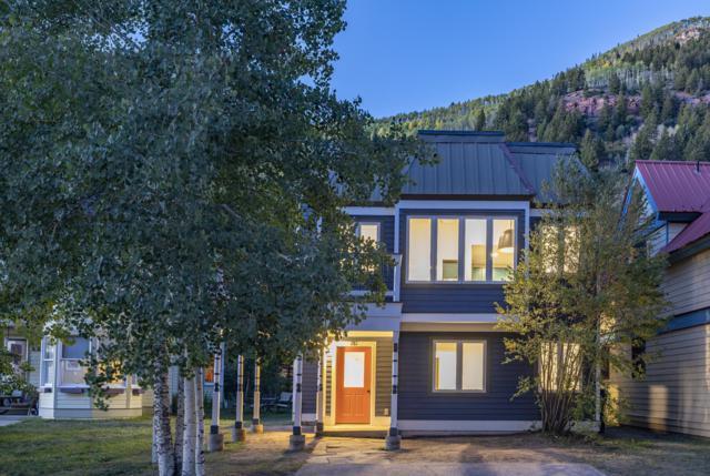 781 Prospect Avenue, Telluride, CO 81435 (MLS #36977) :: Nevasca Realty