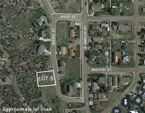 TBD Marie Street, Ridgway, CO 81432 (MLS #37039) :: Nevasca Realty