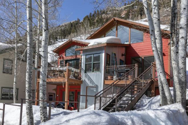 977 Primrose Alley, Telluride, CO 81435 (MLS #37058) :: Telluride Properties