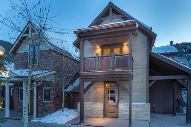 205 S Oak Street C, Telluride, CO 81435 (MLS #37092) :: Nevasca Realty