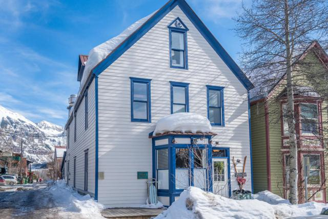 122 S Oak Street G, Telluride, CO 81435 (MLS #37107) :: Telluride Properties