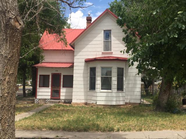 638 N Cascade Avenue, Montrose, CO 81401 (MLS #37179) :: Telluride Properties