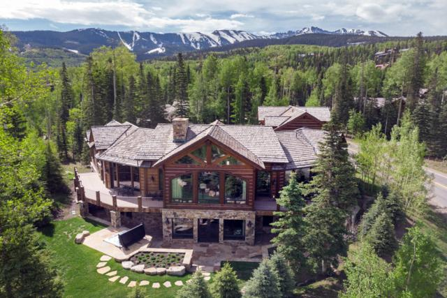 225 Benchmark Drive, Mountain Village, CO 81435 (MLS #37201) :: Telluride Properties