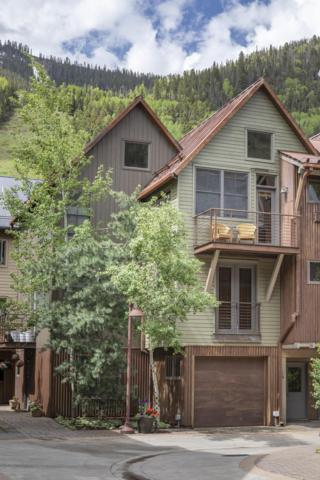 240 South Mahoney Drive #16, Telluride, CO 81435 (MLS #37212) :: Telluride Real Estate Corp.