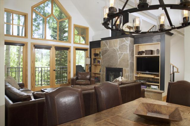105 Aspen Ridge Drive #1, Mountain Village, CO 81435 (MLS #37289) :: Telluride Properties