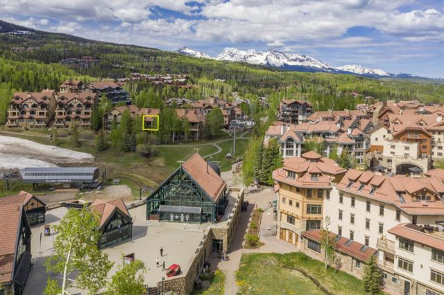 125 Lost Creek Lane #7, Mountain Village, CO 81435 (MLS #37327) :: Telluride Properties