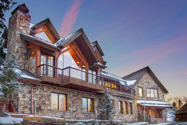 13 Stonegate Drive, Mountain Village, CO 81435 (MLS #37329) :: Telluride Properties
