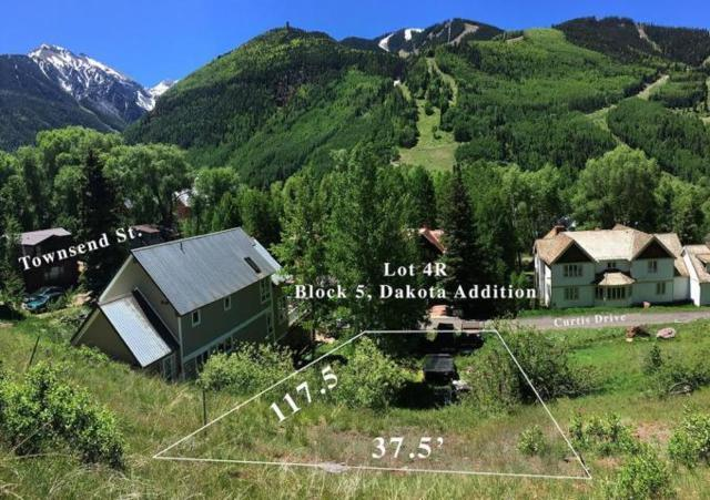 TBD Curtis Drive 4R, Telluride, CO 81435 (MLS #37377) :: Coldwell Banker Distinctive Properties