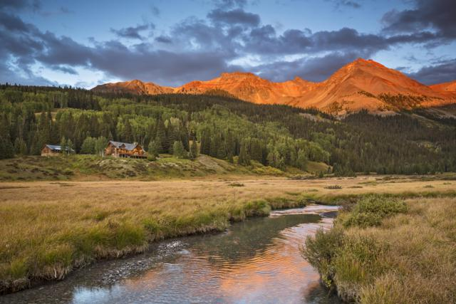 1700 N Trout Lake Road, Ophir, CO 81426 (MLS #37423) :: Telluride Properties