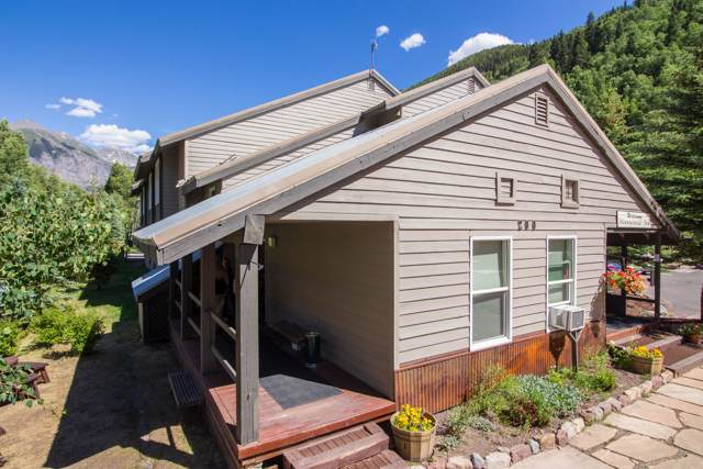 333 S Davis Street 314 & 318, Telluride, CO 81435 (MLS #37442) :: Telluride Real Estate Corp.