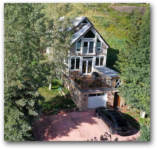 505 W Curtis Drive, Telluride, CO 81435 (MLS #37444) :: Coldwell Banker Distinctive Properties