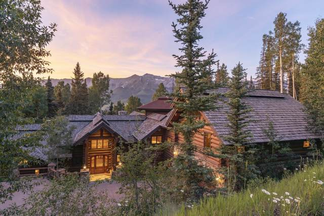 138 Hood Park Road, Mountain Village, CO 81435 (MLS #37446) :: Coldwell Banker Distinctive Properties
