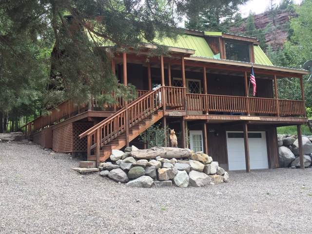 25 Chipmunk Place, Ouray, CO 81427 (MLS #37448) :: Telluride Properties