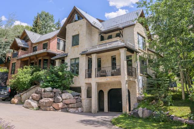 431 W Galena Avenue, Telluride, CO 81435 (MLS #37450) :: Coldwell Banker Distinctive Properties