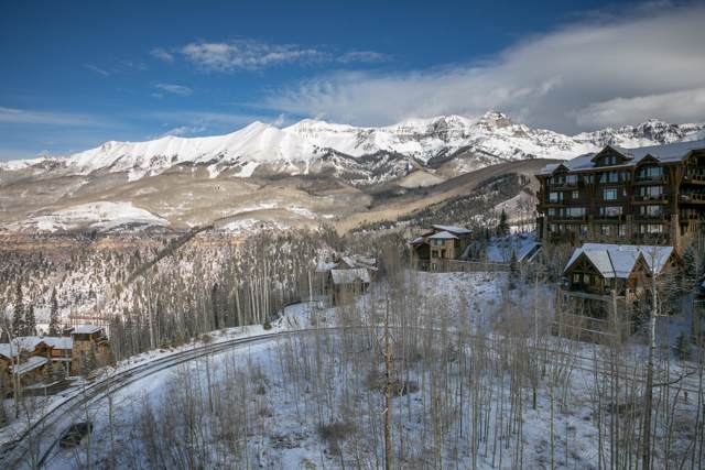 136 Country Club Drive #523, Mountain Village, CO 81435 (MLS #37457) :: Telluride Real Estate Corp.