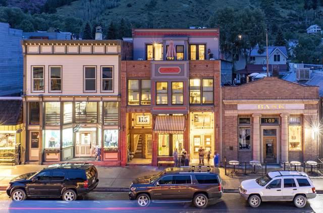 115 W Colorado Avenue, Telluride, CO 81435 (MLS #37474) :: Telluride Properties
