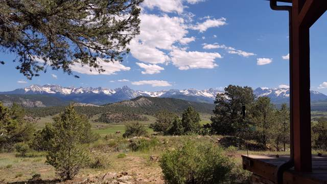 5719 Co Rd 24, Ridgway, CO 81432 (MLS #37484) :: Telluride Real Estate Corp.