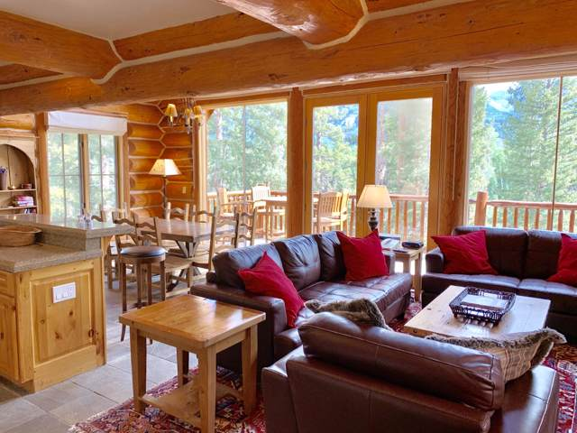 457 Mountain Village Boulevard Cabin 5, Mountain Village, CO 81435 (MLS #37486) :: Telluride Real Estate Corp.