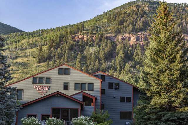 747 W Pacific Avenue #304, Telluride, CO 81435 (MLS #37487) :: Telluride Real Estate Corp.