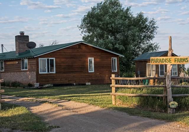 35248 II Road, Norwood, CO 81423 (MLS #37526) :: Telluride Properties