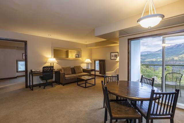 136 Country Club Drive #322, Mountain Village, CO 81435 (MLS #37538) :: Telluride Properties