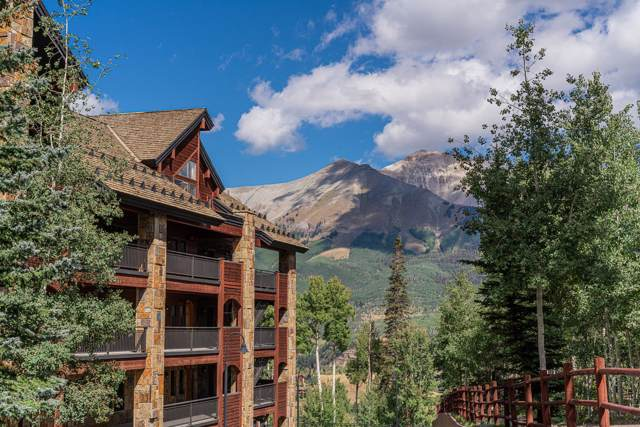 135 San Joaquin Road #411, Mountain Village, CO 81435 (MLS #37563) :: Coldwell Banker Distinctive Properties