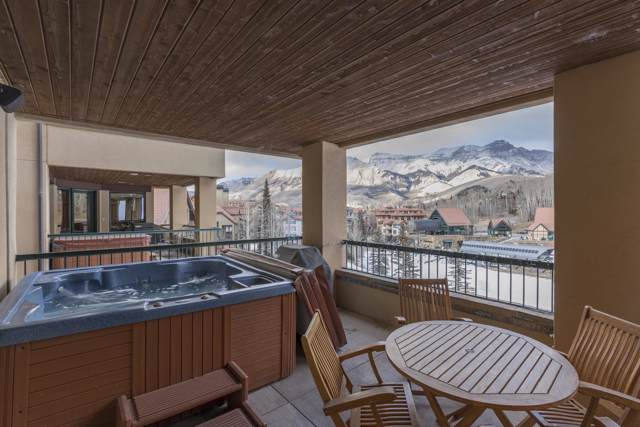 133 Lost Creek Lane #6, Mountain Village, CO 81435 (MLS #37565) :: Telluride Real Estate Corp.