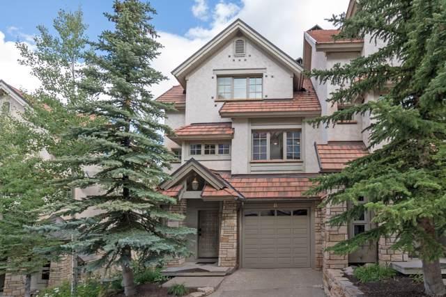 100 Aspen Ridge Drive #21, Mountain Village, CO 81435 (MLS #37573) :: Coldwell Banker Distinctive Properties