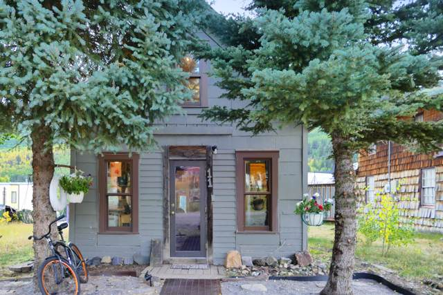 11 S Commercial Street, Rico, CO 81332 (MLS #37584) :: Telluride Properties
