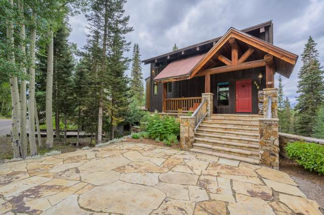 815 Saddle Horn Lane, Telluride, CO 81435 (MLS #37606) :: Telluride Real Estate Corp.