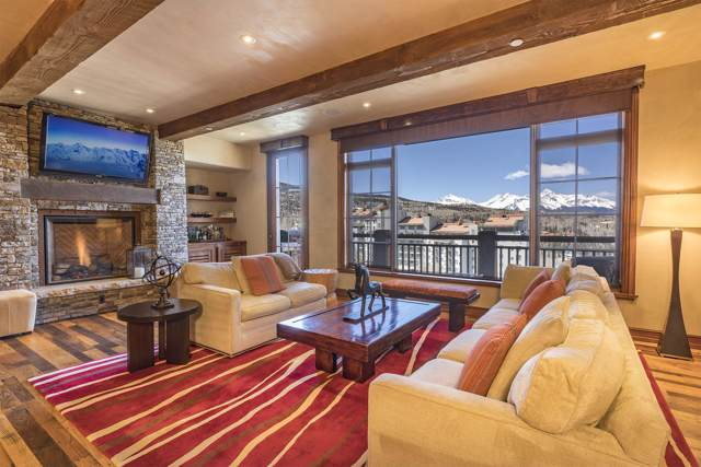 117 Sunny Ridge Place 124/A203, Mountain Village, CO 81435 (MLS #37619) :: Telluride Real Estate Corp.