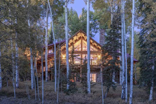 200 Deer Park Lane, Telluride, CO 81435 (MLS #37625) :: Coldwell Banker Distinctive Properties