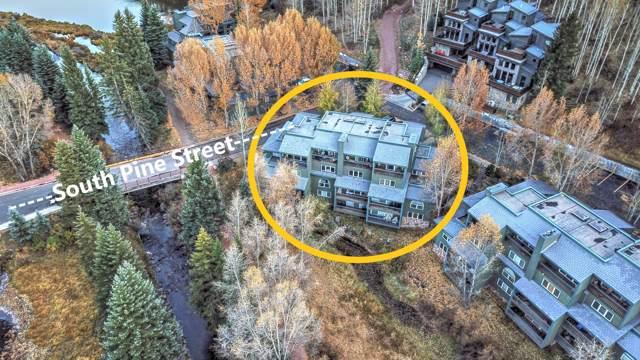 451 S Pine Street C102, Telluride, CO 81435 (MLS #37630) :: Telluride Properties