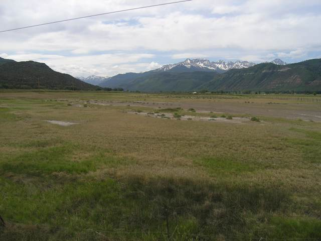 TBD County Road 12, Ridgway, CO 81432 (MLS #37642) :: Telluride Real Estate Corp.
