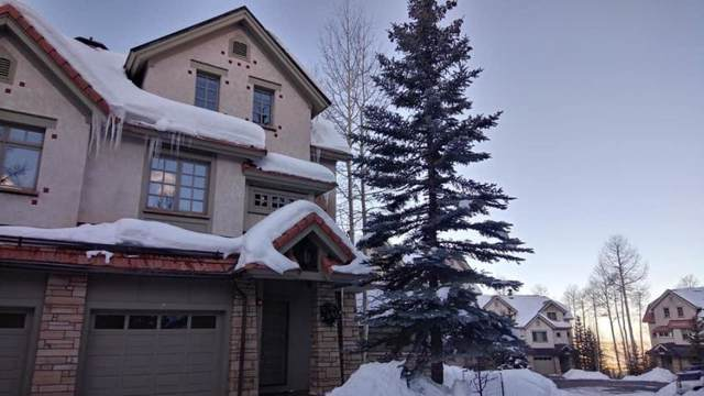 115 Aspen Ridge Drive #7, Mountain Village, CO 81435 (MLS #37646) :: Telluride Properties
