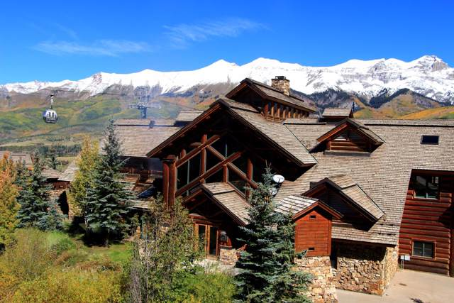 457 Mountain Village Boulevard 2018 - 2020, Mountain Village, CO 81435 (MLS #37654) :: Telluride Properties