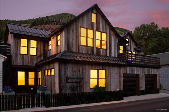120 N Fir Street, Telluride, CO 81435 (MLS #37667) :: Telluride Properties