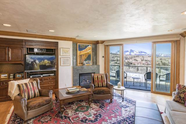 136 Country Club Drive 742/744, Mountain Village, CO 81435 (MLS #37693) :: Telluride Real Estate Corp.