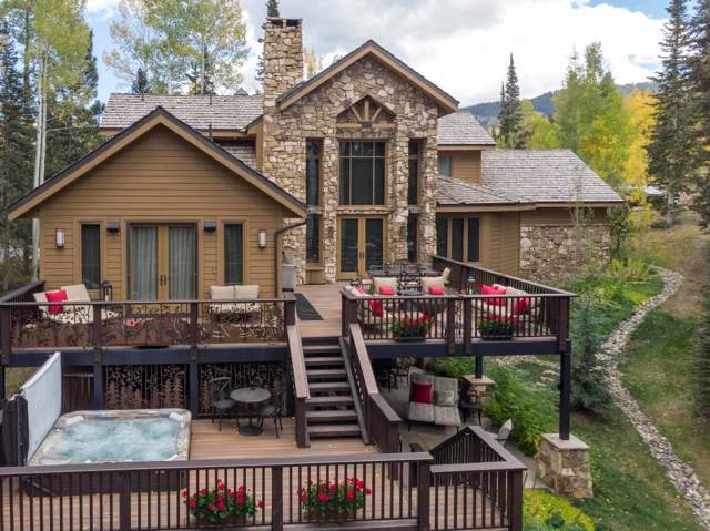 246 Benchmark Drive, Mountain Village, CO 81435 (MLS #37731) :: Coldwell Banker Distinctive Properties